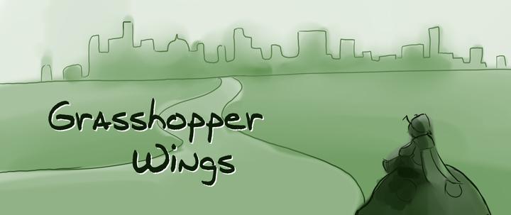 Grasshopper WIngs