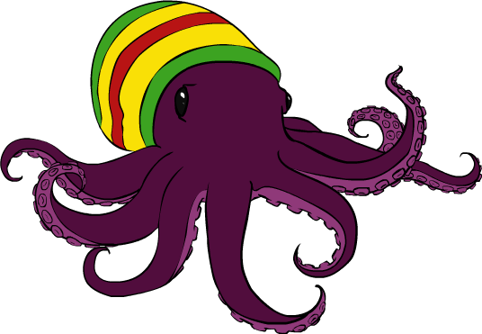 Jamaican Octopus